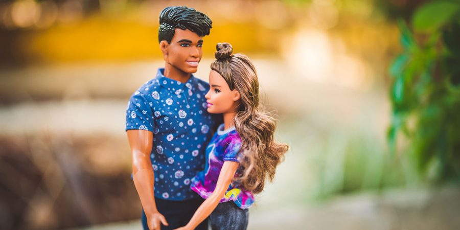 Barbie & Ken reprise their timeless romance in this fun photoshoot by WhatKnot!