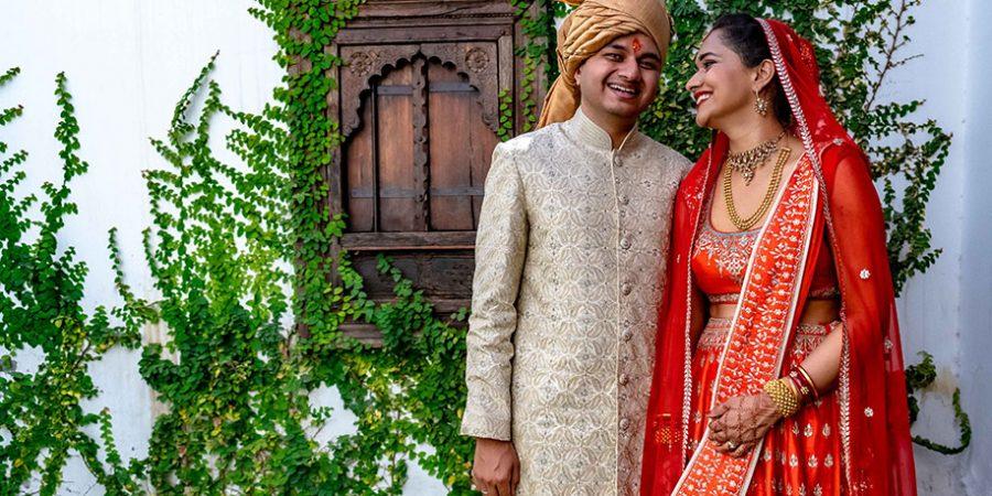 Happy Flashbacks shares evocative photos capturing intimate emotions of this home wedding - WeddingSutra