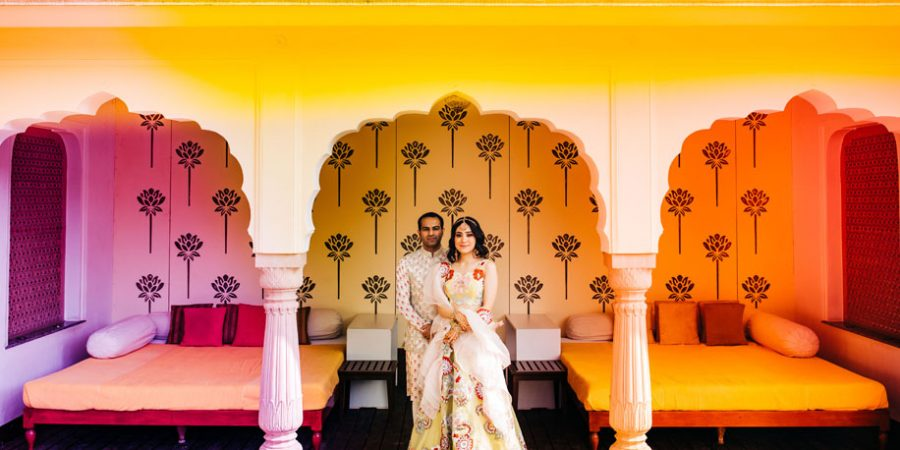 Planned by Baraati Inc, this palatial Jaipur wedding saw eclectic festivities and décor of incomparable splendor - WeddingSutra