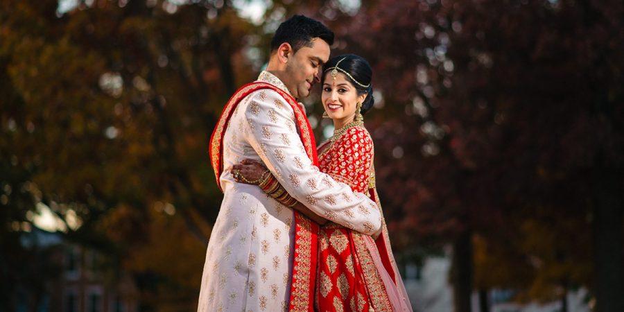 Rohini + Sagar // DMV Indian Wedding