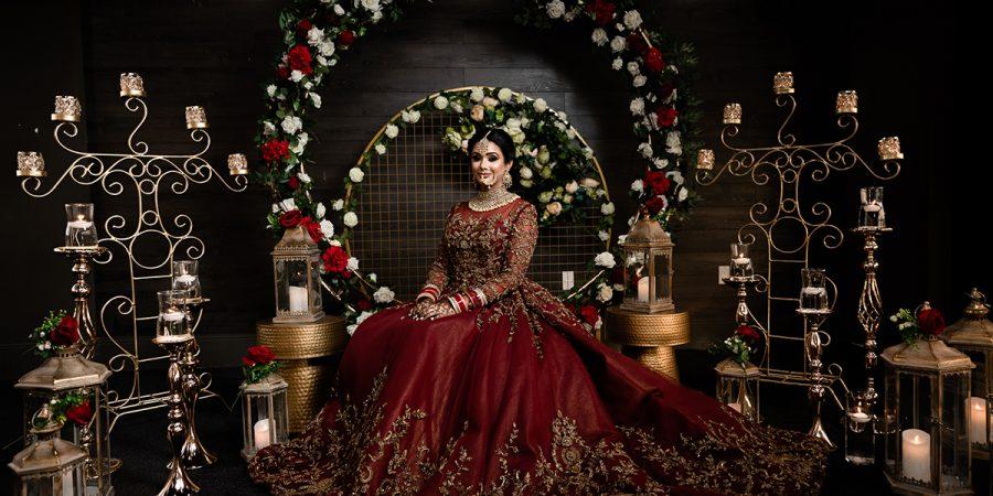 Saisha + Deep // A Styled Shoot