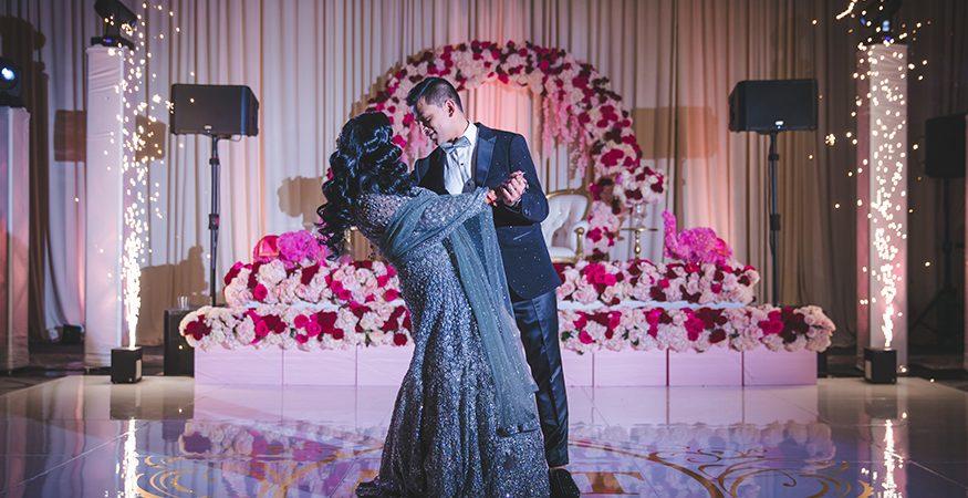 Toral + Nikit // Huntington Beach Indian Wedding