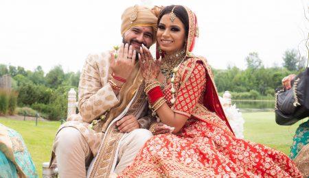 Shiv + Shali // Vaughn, Canada Indian Wedding
