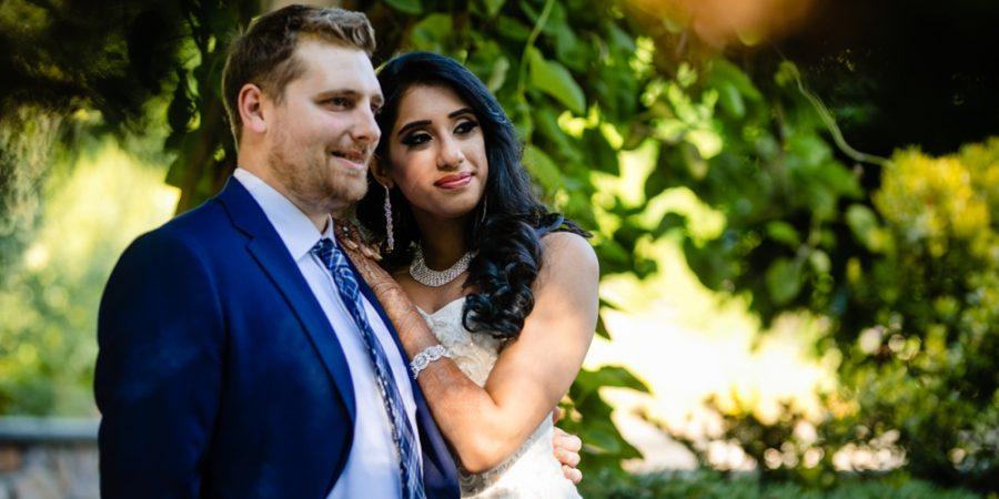 Aparna + Michael // New Jersey Indian Wedding