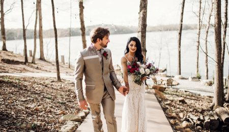 A Cross-Culture Vintage Wedding Styled Shoot