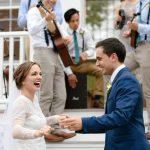 Musical Fall Connecticut Wedding on an $8K Budget