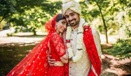 Rani + Malhar // Asheville, NC Indian Wedding