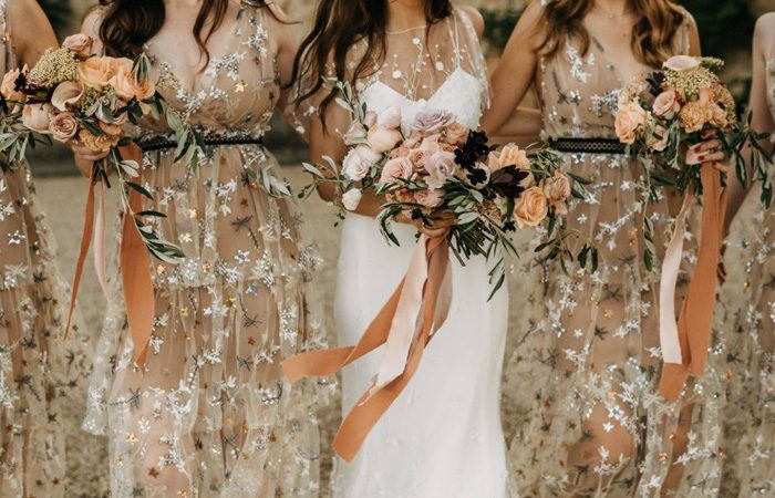 6 Things To Consider When Picking Your Bride Tribe - Modern Wedding