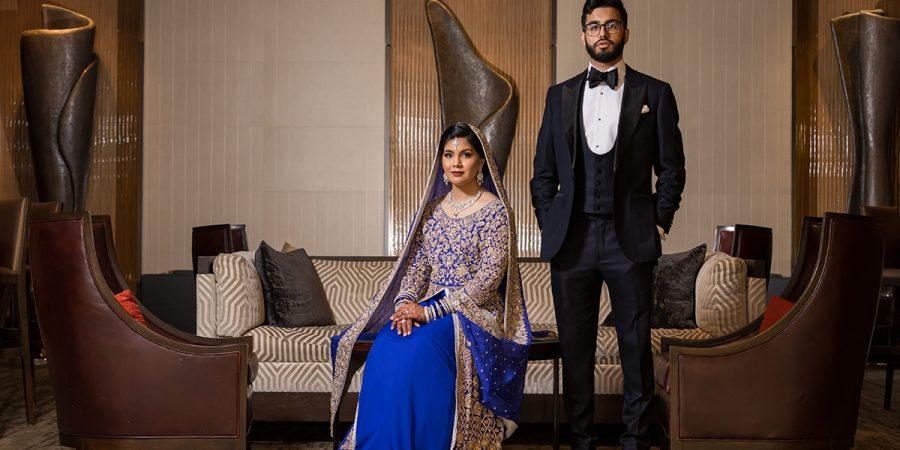 Aishah + Faisal // Texas Muslim Wedding