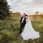 Beauty & the Beast Themed Wedding Featuring a Princess Wedding Dress