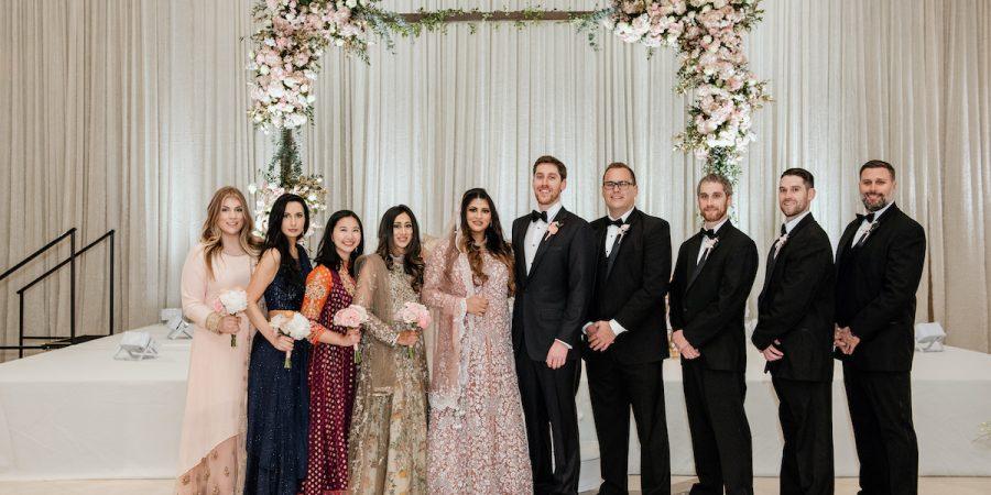 Farah + Andrew // Atlanta Wedding