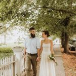 At-home Fall Elopement in Brooklyn for under $2K