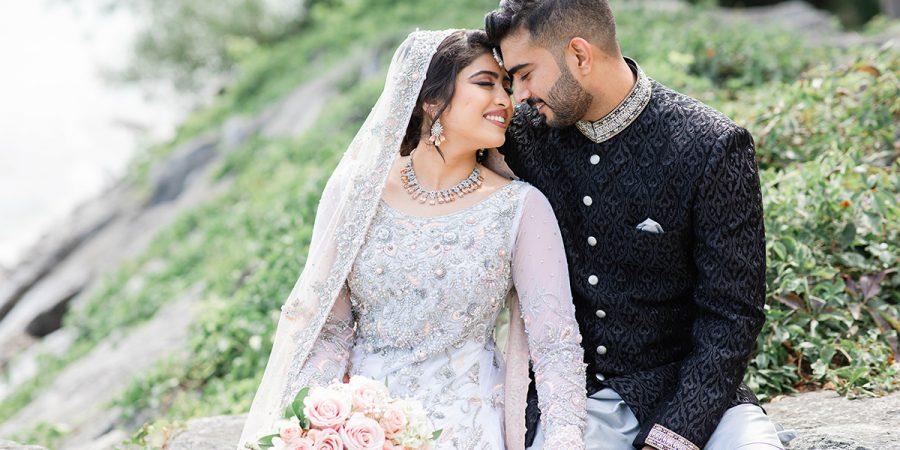 Hiba+ Blal // Canadian Muslim Wedding