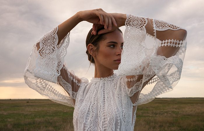 The Wedding Dresses That Are Giving Us Bridgerton Vibes