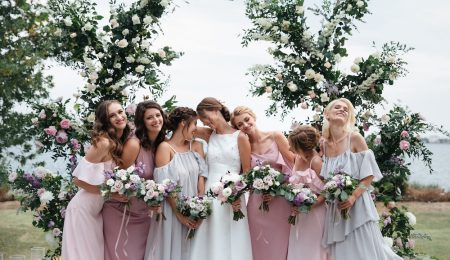 10 Ways to Save Money on Bridesmaids Dresses