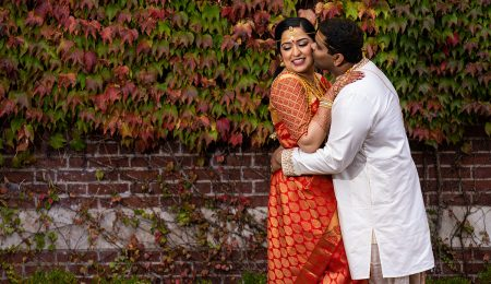 Rohini + Arvind // A New Jersey Covid Wedding