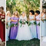 Stylish and Unique Bridesmaid Dress Ideas Inspired by Real Weddings