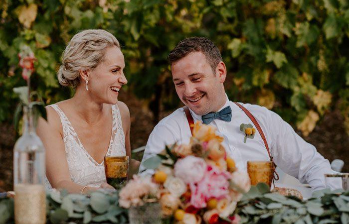 Traditional Order of Speeches - Modern Wedding