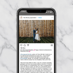 7 Useful Tips For Crafting High Engagement Wedding Instagram Captions