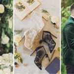 Luxe Spring Wedding Featuring Two Whimsical Wedding Dresses