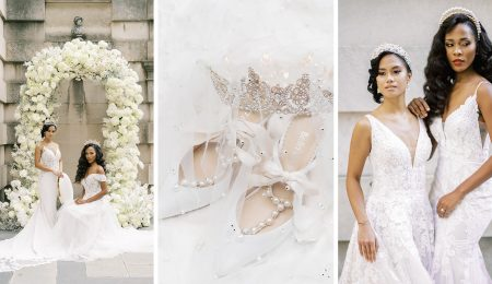 Royal inspired Bridal Vogue Blog Header