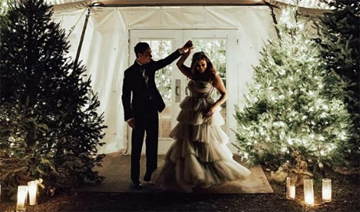 Tips For Throwing A Wonderful Winter Wedding - Modern Wedding