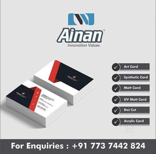 Ainan-Corporation