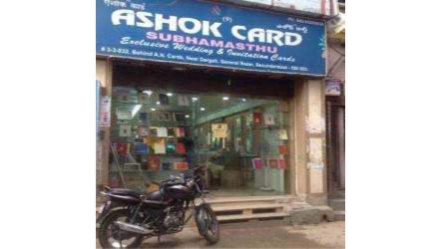 Ashok-Card