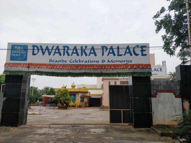 Dwaraka-Palace