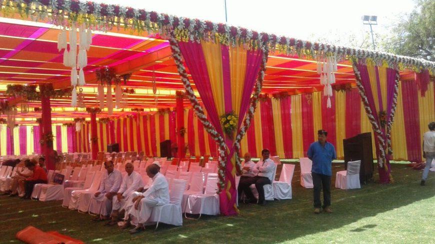 Ganpati-Tent-House