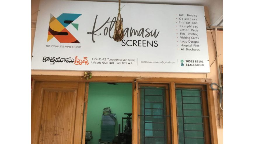 Kothamasu-Screens
