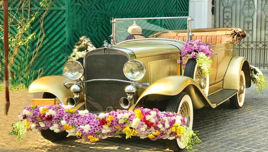 Mangat-Wedding-Car