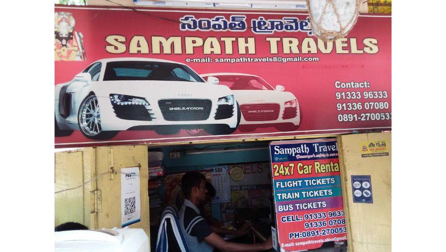 Sampath-Travels-1