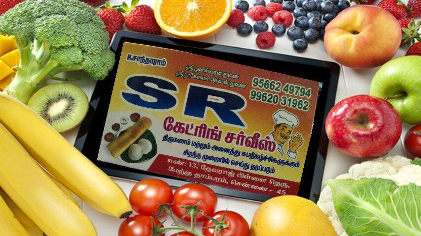 Sr-Catering