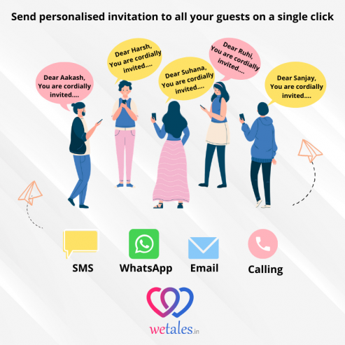 Customised-Invitation-Delivery